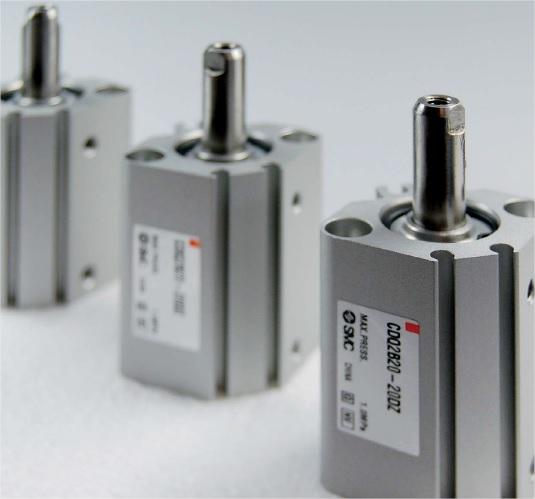 Atuadores CQ2 - SMC