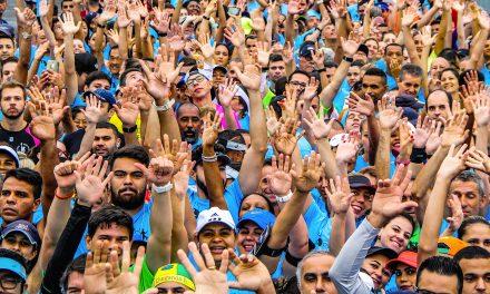Corrida e Caminhada pela Inclusão reúne mais de 12 mil pessoas