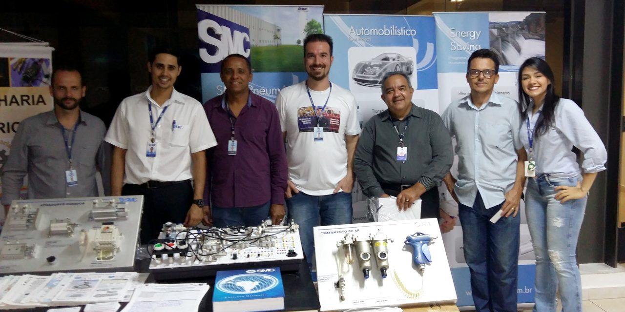Semana de Engenharia em Anápolis destaca produtos da SMC