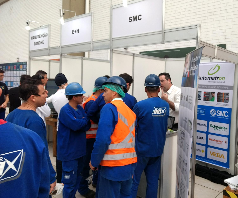 1ª Semana da Manutenção Danone Poços de Caldas - SMC