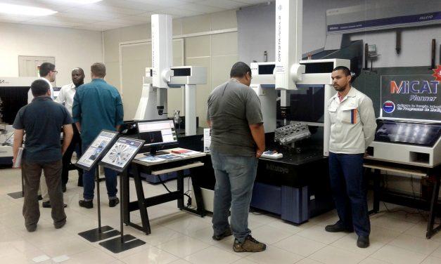 Mitutoyo recebe SMC em workshop dedicado a seus clientes