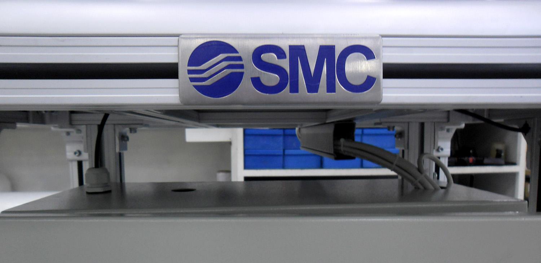 Atuador Elétrico SMC