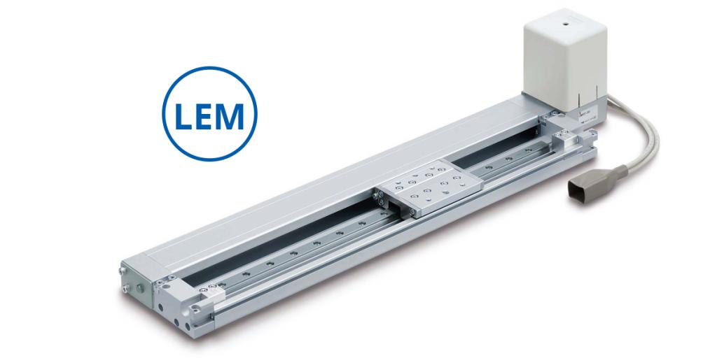 Atuadores elétricos LEM - SMC