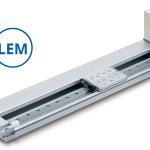 Atuadores elétricos LEM são ideais para espaços reduzidos