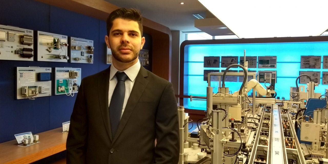 Marcos Silva, especialista de Produto da SMC